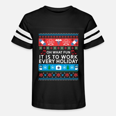 Forensic Nurse Funny Every Holiday - Funny Nurse Sweatshirt - Kids' Vintage Sport T-Shirt