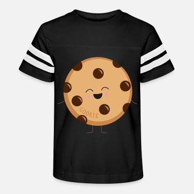 Chip Cookie Costume - Kids' Vintage Sport T-Shirt