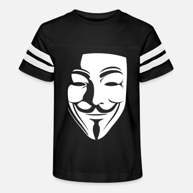 Anonymous guy fawkes - Kids' Vintage Sport T-Shirt