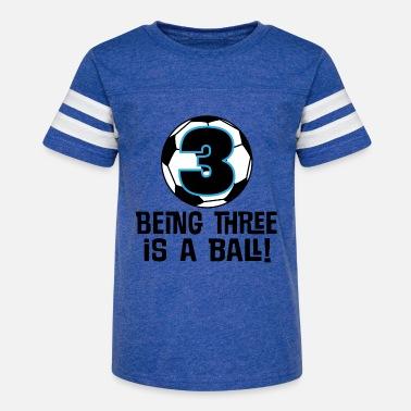 3rd Birthday Soccer 3 Year Old