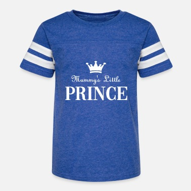 Mother Mummy´s little Prince - Son - Mother - Kids' Vintage Sport T-Shirt