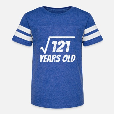Root square root of 121 shirt - 11 years old - Kids' Vintage Sport T-Shirt