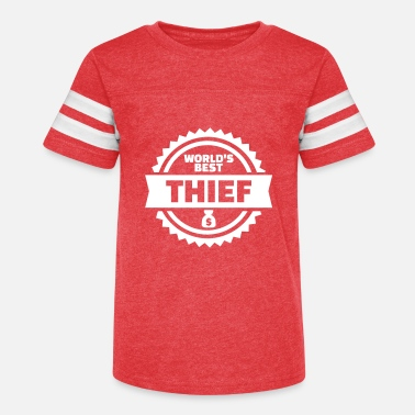 Thief Thief - Kids' Vintage Sport T-Shirt