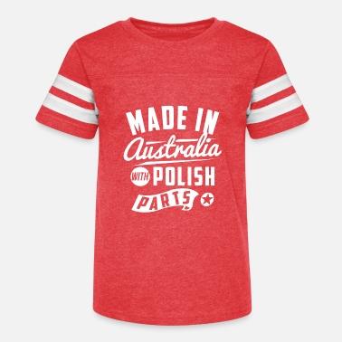 Poland Outline Kids T-Shirt