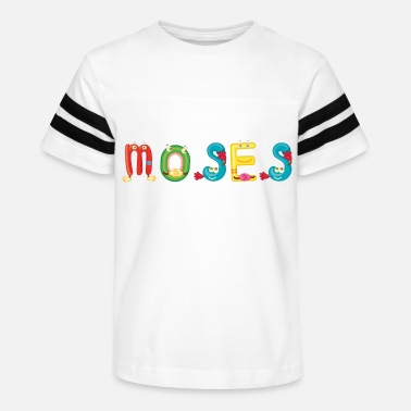 Moses Moses - Kids' Vintage Sport T-Shirt