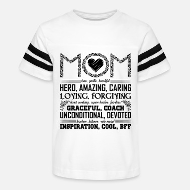 Mothers Day Mother Day Love Mom Shirt - Kids' Vintage Sport T-Shirt