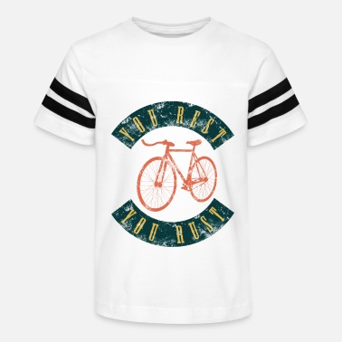 You rest your rust - Kids' Vintage Sport T-Shirt