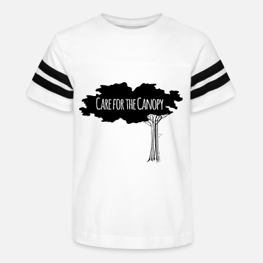 Canopy Care For The Canopy - Kids' Vintage Sport T-Shirt