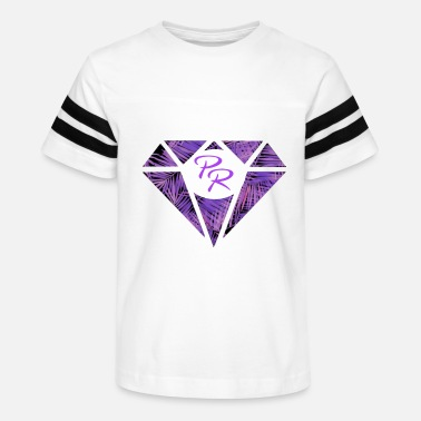 Pr PR Diamond - Kids' Vintage Sport T-Shirt