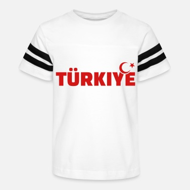 Turkey Turkey - Kids' Vintage Sport T-Shirt