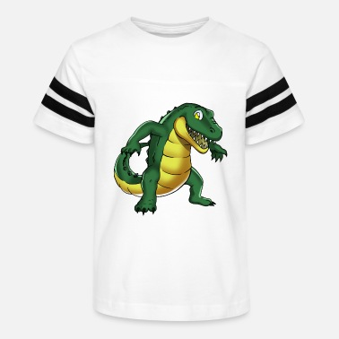Crocodiles Sweet Crocodile - Kids' Vintage Sport T-Shirt