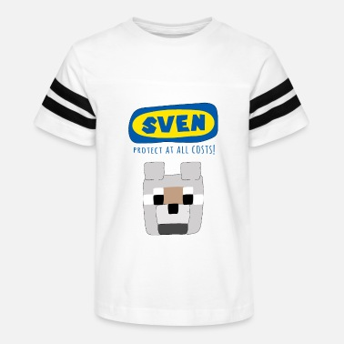Must Protect Sven at all Costs - Kids' Vintage Sport T-Shirt
