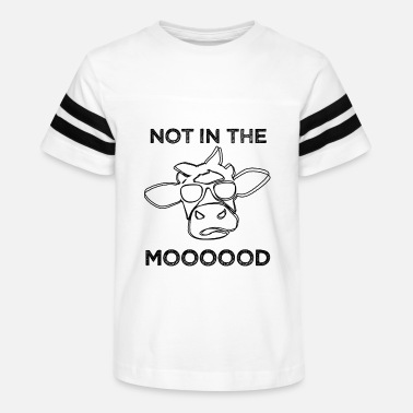 Mood Not in the Mood - Kids' Vintage Sport T-Shirt
