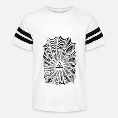 Illusion optical illusion - Kids' Vintage Sport T-Shirt