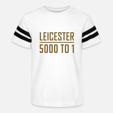 Leicester Leicester Odds - Kids' Vintage Sport T-Shirt