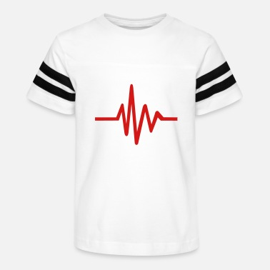 Frequency Frequency - Kids' Vintage Sport T-Shirt