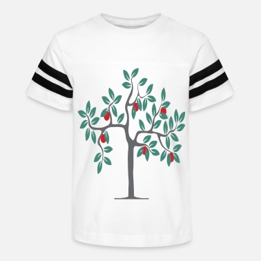 Apple Tree Apple Tree - Kids' Vintage Sport T-Shirt
