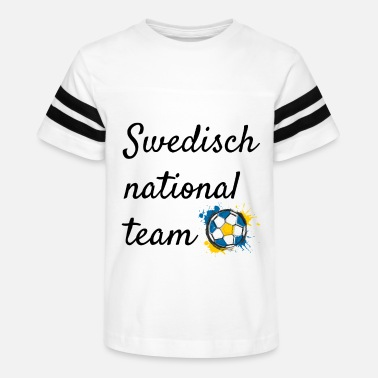 National Team Swedish national team - Kids' Vintage Sport T-Shirt