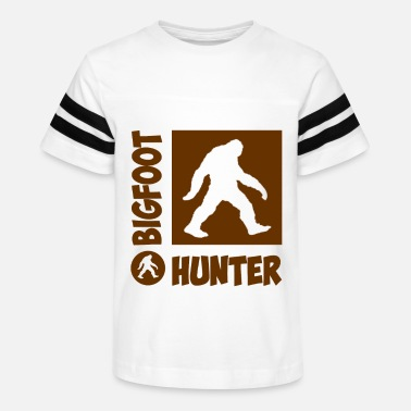 Festivals2017 bigfoot hunter,bigfoot ,hunter,festivals2017 - Kids' Vintage Sport T-Shirt