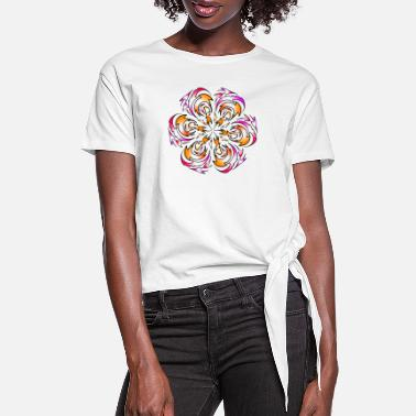 Ornament ornament - Women's Knotted T-Shirt