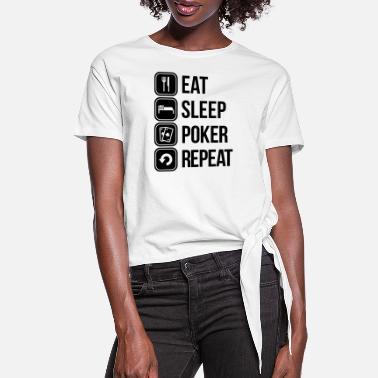 t shirt grey woman/'s available Eat sleep play poker repeat minimalistic men/'s