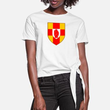 Ulster Ulster Province Ireland - Women's Knotted T-Shirt