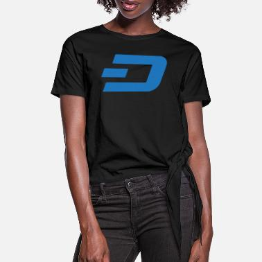 Dash Dash - Women's Knotted T-Shirt