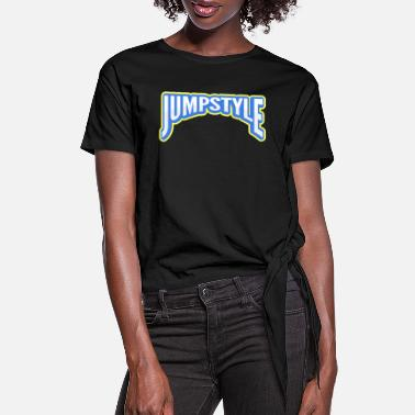 Jumpstyle jumpstyle - Women's Knotted T-Shirt