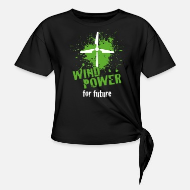 Shop Wind Power Loose Fit T-Shirts online | Spreadshirt