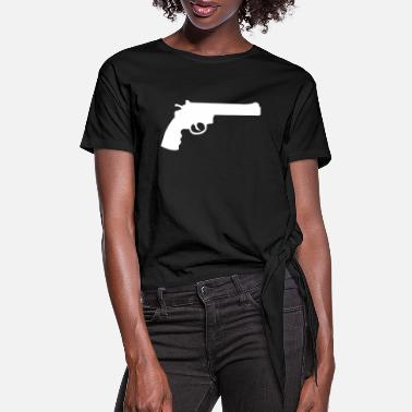 Revolver Revolver - Women's Knotted T-Shirt