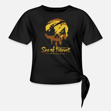 Sea Of Thieves Sea of Thieves - Women's Knotted T-Shirt
