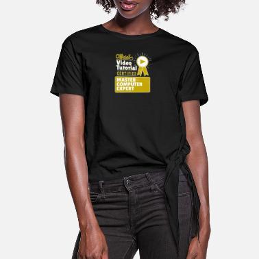 Shop Computer Expert T-Shirts online