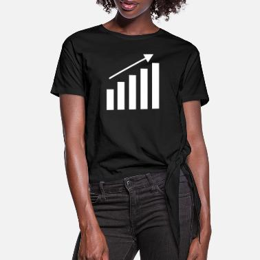 Performance Performance - Women's Knotted T-Shirt
