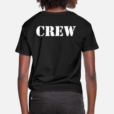 Stage Crew - Women's Knotted T-Shirt