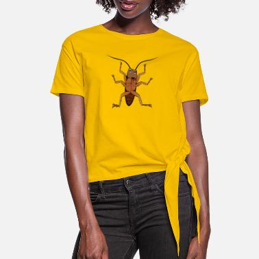 Insect insect - Women's Knotted T-Shirt