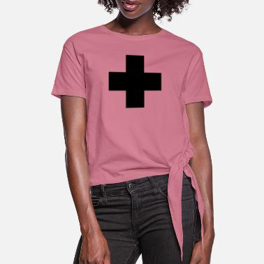 First First Aid Emergency - Women's Knotted T-Shirt