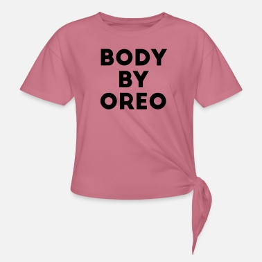 Body Body By Oreo - Women's Knotted T-Shirt