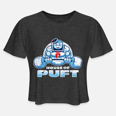 Stay Puft Puft - Women's Cropped T-Shirt