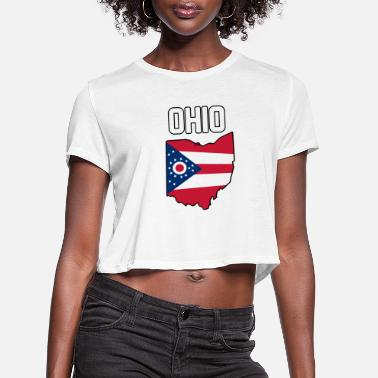 State State - Women's Cropped T-Shirt