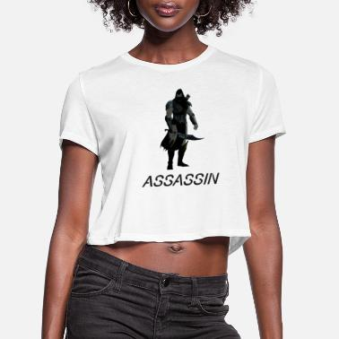 Assassin Assassin - Women's Cropped T-Shirt
