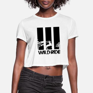 Wilderness Wilderness - Women's Cropped T-Shirt