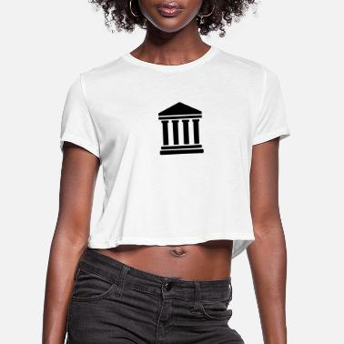 Court Court - Women's Cropped T-Shirt