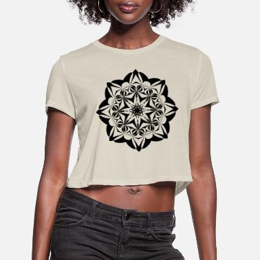 Plutonium Plutonium 240 - Women's Cropped T-Shirt