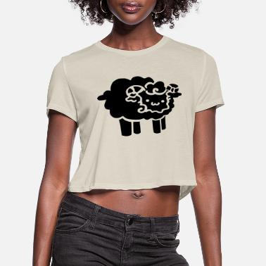 Aries - Women's Cropped T-Shirt