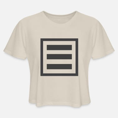 Form form - Women's Cropped T-Shirt