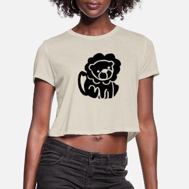 Leo - Women's Cropped T-Shirt