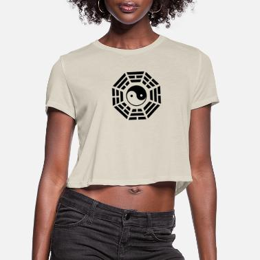 Together pakua - Women's Cropped T-Shirt