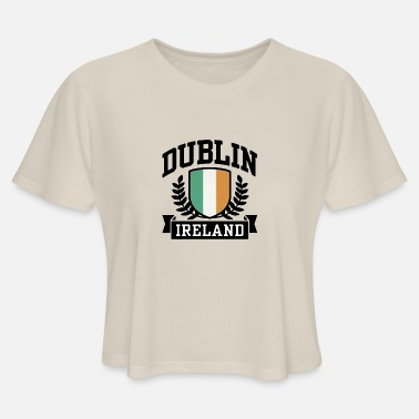 Dundalk Municipal District - Women's Cropped T-Shirt