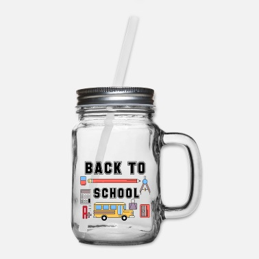 Back To School Back to School - Mason Jar