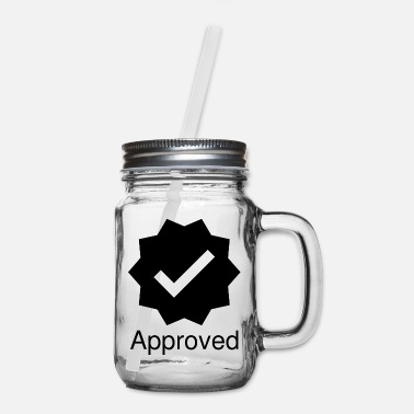 Approved - Mason Jar